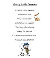 Storybook/Nursery  rhyme
