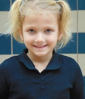 Aubrie Ganci - Kindergarten