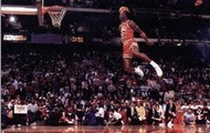 Michael Jordans symbol
