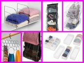 Laundry or bedroom items:)