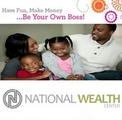 What is national wealth center?