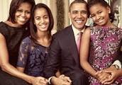 Obama's Family Members