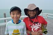 Adventures on Sibu island
