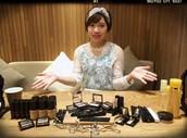 日本銷售量第一彩妝品牌KATE  VIP彩妝講座指定邀請 ~ TOMOKO彩妝老師