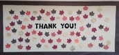 8th Grade Thank-you Thoughts