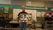 """The """" Bug Guy"""" expanded on the topics in their science kits."""