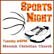 Sports Night: August 12 & August 26