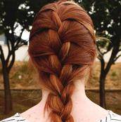 Visible braids