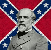 General Lee of the Confederacy