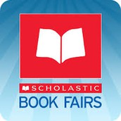 Scholastic Book Fair - October 31 - November 4
