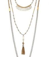 Riad layering Necklace $89