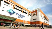 Exterior of Causeway Point