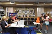 4th grade Shark Tank presentations