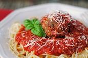 Los Espaguetis - $6.50