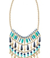 Malta Bib necklace- original price $118, sale price $65 (as seen on Top Chef)
