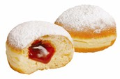 Jelly Donuts - A Karneval Tradition