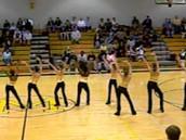 Monrovia Middle School's Dance Team