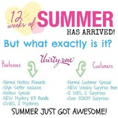 12 days of Summer is HERE!!