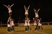 High School Cheer Squad