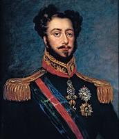 BRAZIL- Pedro (King John VI or Portugal's son)