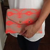 Coral Clutch - Orig. $69.00 NOW $30.00
