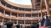 Shakespeare's Globe is the most popular facility in the world!