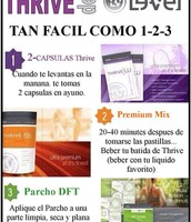 Thrive Spanish info
