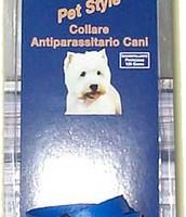 Collare antiparassitario cane