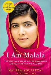 The book 'I am Malala'