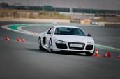 Dubai Autodrome Audi R8 Experience