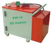 Mobile oil Pump