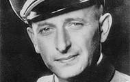 Adolf Eichmann while he was a nazi