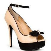 Los zapatos rosas