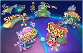 Mickey's Magical Math (PreK-K)