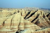 Badlands national memorial