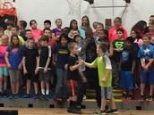 Beatbox Fourth Grade Finals!