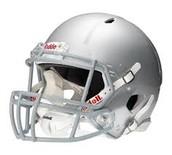 Foot ball helmets