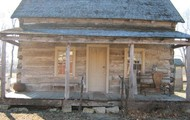 This is a pioneer home.