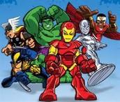 Teachers are Superheroes!!!