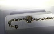 Link Locket Bracelet
