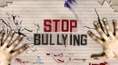 Put your hands down and stop bullying