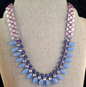 Marina Necklace (reversible) $35 (just reduced)