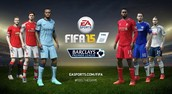 This is my favorite game Fifa 15