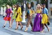 Southern European Fashion