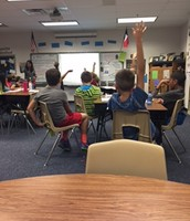 Kelli Brasher's Students Excited to Learn