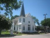 This is a Christian Church