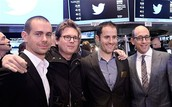 These are Twitters founders