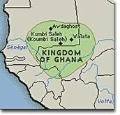 The Kingdom of Ghana