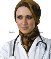 Jewish female doctor