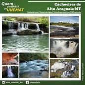 Cachoeiras e trilhas